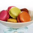 Colorful macaroons — Stock Photo #8382187