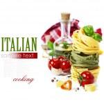 Italian Pasta — Stock Photo #9158879