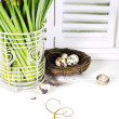 Easter composition — Stock Photo #9491355