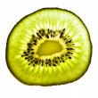 Healthy food background. Kiwi. - Stock Photo