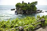 Amazing tropical landscape. Indonesia - Bali. — Stock Photo