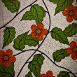 Old style batik background. - Stock Photo