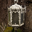 Old lamp - Stockfoto