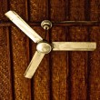 Old Style Fan - Stock Photo