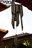 Old Wind chimes — Stock Photo