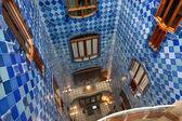 Details from Casa Batllo. Barcelona - Spain — Stock Photo