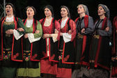 Traditional dances of Thrace - Greece — Stock Photo