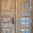 Stock Photo: Old doors