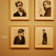 Постер, плакат: Annemarie Schwarzenbach exhibition at CCB Portugal