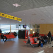 Waiting lounge at the airport — Stock Photo #8046672