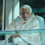 Постер, плакат: Pope Benedict XVI