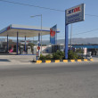 Jet Oil gas station — Photo