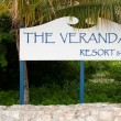 The Verandah Resort — Stock Photo