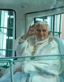 Pope Benedict XVI — Stock Photo