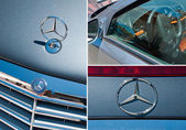 Mercedes-Benz — Stockfoto