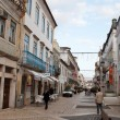 Tomar downtown — Stock Photo