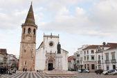 Church of São João Baptista, Tomar — Stock Photo