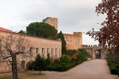 Templar Castle — Stock Photo