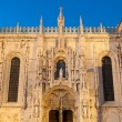Hieronymites Monastery in Lisbon — Stock Photo #8445318