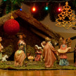 Nativity scene - Stockfoto