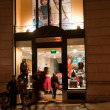 Benetton boutique — Stockfoto #8445541