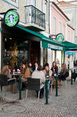 Starbucks coffee — Stock fotografie