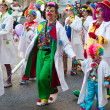 Carnaval de Ourem, Portugal - Stock Photo
