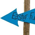 Easter fun — Stock Photo