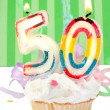 50th birthday — Stock Photo #7974178