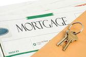 Mortgage news — Stock Photo
