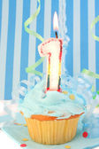 Boy's birthday — Stock Photo