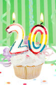 20th birthday — Foto Stock