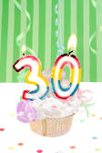 30th birthday — Stockfoto