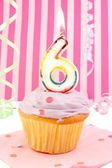 Young girl's birthday — Foto Stock