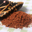 Mexican blend of spices — Stock Photo
