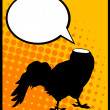 Headless rooster - Imagen vectorial