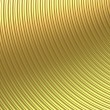 Stock Photo: Gold curve