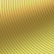 Royalty-Free Stock Photo: Gold curve