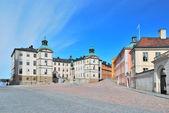 Estocolmo. área de birger jarl — Foto de Stock