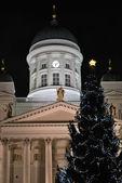 Helsinki before Christmas — Stock Photo