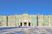 Saint-Petersburg. Winter Palace — Stock Photo