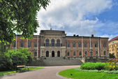 Sweden. University of Uppsala — Stock Photo