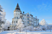 Finland. imatra in de winter — Stockfoto