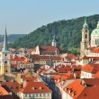 Prague Lesser Town — Stock Photo #8985469