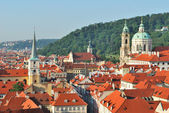 Prague Lesser Town — Stock Photo