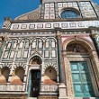 Santa Maria Novella in Florence, Italy — Stock Photo