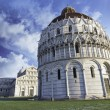 Royalty-Free Stock Photo: Piazza dei Miracoli, Miracles Square in Pisa