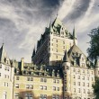 Stock Photo: Architecture and Colors of Quebec City