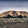 Colors of Australian Outback — Stock Photo