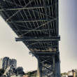 Architecture detail of Sydney Harbour — Stock Photo